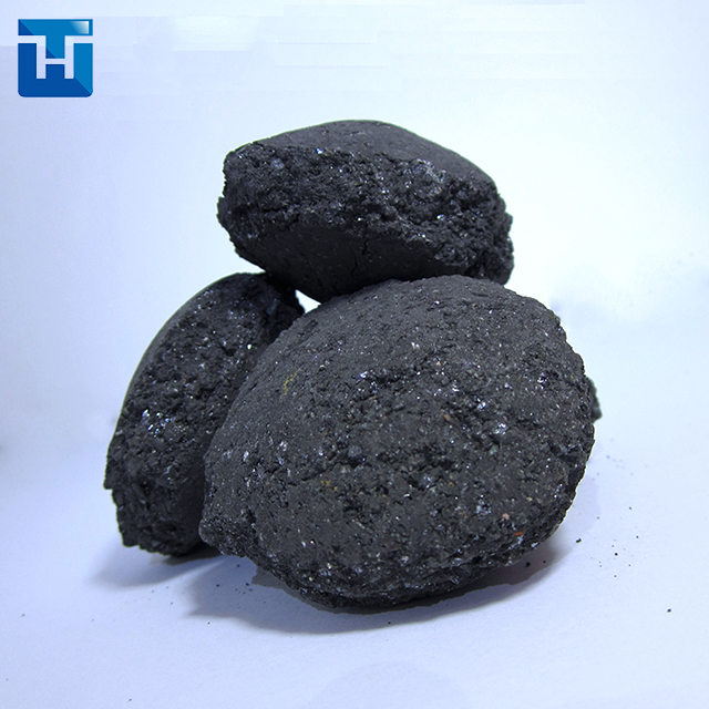 Lowest price of Ferro silicon briquette /FeSi from huatuo