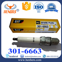Natural gas stove spark plug FOR CAT industry sparkplug 301-6663 3016663
