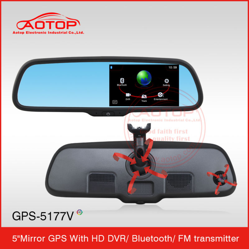 Car Entertainment System With Gps Mazada ,Bluetooth,FM Transmitter,Multimedia player,Capacitive screen