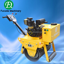 5.0hp walk behind single drum vibro compactor roller for sale (FYL-600C)