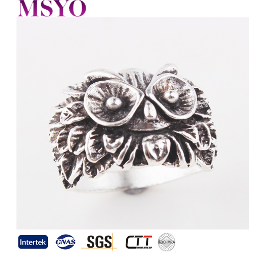 MSYO brand Hot Sale 18K Gold Diamond Rings Bangkok Jewelry