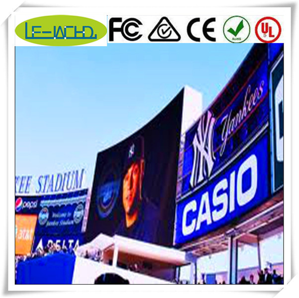 flexable led curtain display video rental roadcase p4 rental magic stage slim led display