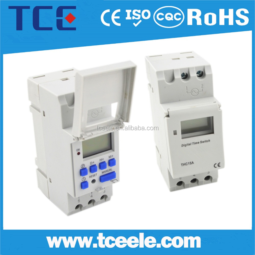 Electric timer switch 12V