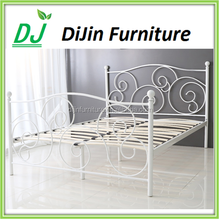 Furniture Manufacturers Wholesale Germany Style Metal Bed With Mail Order Packing bed room furniture