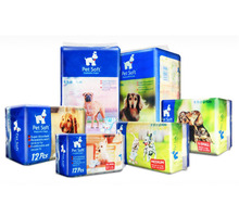 ISO 9001:2000 certified manufacturer puppy training diaper dog incontinence disposable diapers