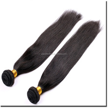 Wholesale Price Tangle Free Raw Unprocessed Virgin Comb Electric Straight Hair