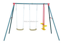 hot selling high quality metal baby swing