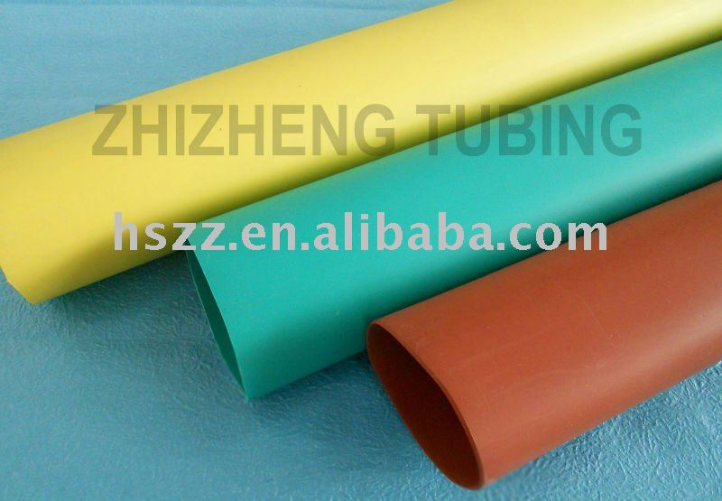 heat shrinkable protective sleeve/tubing for pipeline and cable
