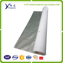 Alibaba aluminum coated woven fabric