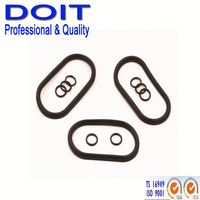 Top quality epdm shockproof & waterproof car door and window rubber seal for car
