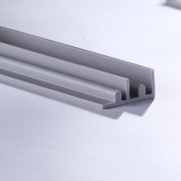 Plastic pvc profile/plastic upvc/pvc profile for window and doors