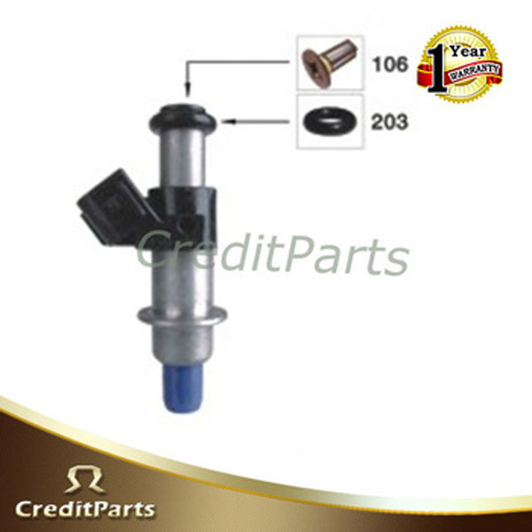 Auto Injector Spare Parts CF-015 for motorcycle fuel injectors
