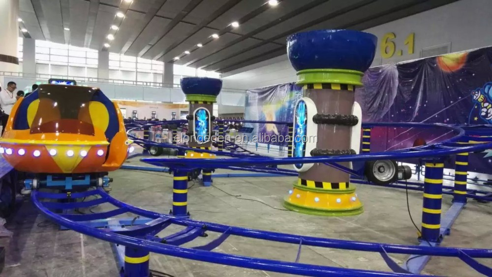 Best sell Roller coaster /walk in space/ Guangdong manufactorer