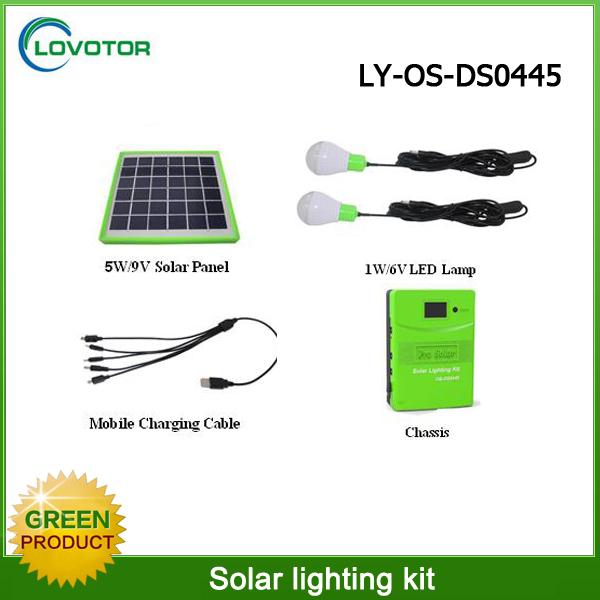new design solar power system with 2 pcs led bulbs buy solar power