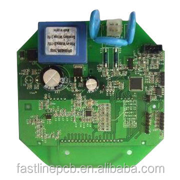SMP/DIP Professional Electronic PCB, PCBA Motherboard OEM for Communication Equipment PCB