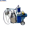 Portable Cow goat milking machine price in India bangladesh milk tank