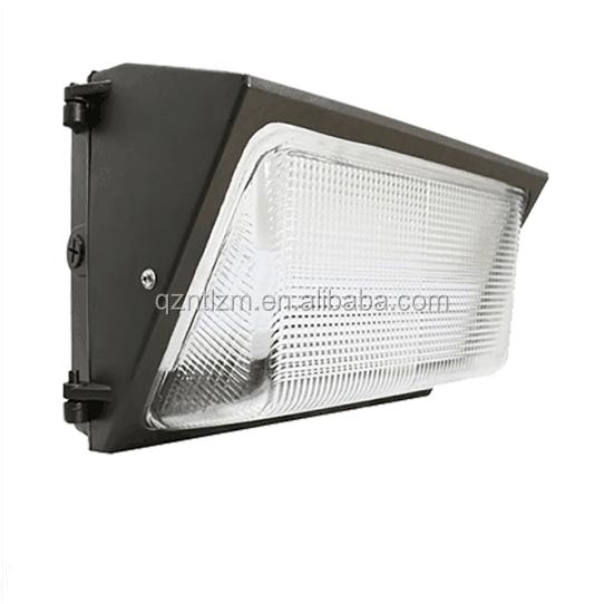 UL/ETL DLC 4.0 listed 45 watts modern exterior led wall light with photocell