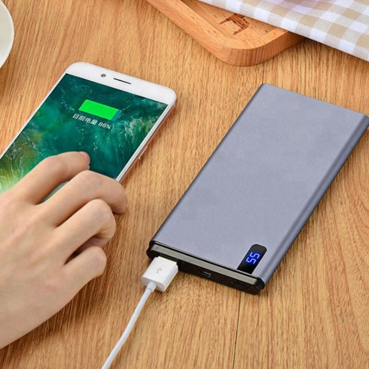 Power Bank 10000Mah New Fast Charge Thin Power Bank 10000Mah