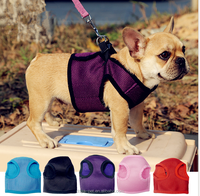 Trade Assurance Hot Dog Vest Harness Accessories New Dog Vest Harness Pattern Grooming Pet Products