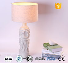2016 new products modern porcelain table lamp for home decoration