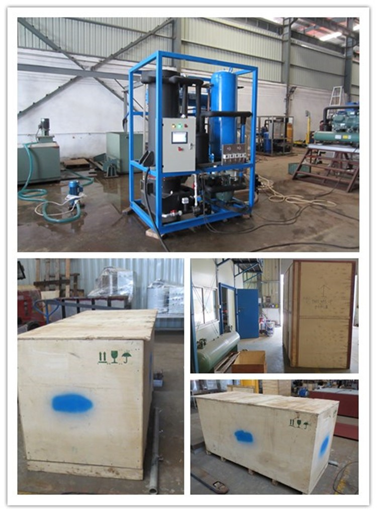 Factory price top quality industrial 5 ton tube ice machine price for Philippines