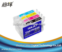 Lifei T0731-T0734 refill cartridge with reset chip for Epson Stylus C79/C90/C91/C92/CX3900