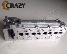 Diesel engine 4M40 cylinder head ME202620,excavator spare parts,4M40 engine parts