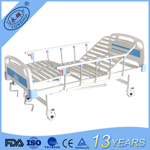 JZYH Economy Three Function Hospital Bed Accessories Patient Bed