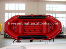 Whitewater inflatable rafting boat/river raft/drifting boat