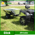 Galvanized atv trailer