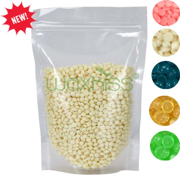 Pearl Hard Wax Beans/ Brazilian Granules Hot Film Wax Bead Hair Removal Wax100g