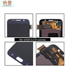 Wholesale S6 G920 Mobile Display Screen For Samsung Galaxy S6 Edge+ G925 S6 Active G890 Lcd Touch Screen Digitizer With Frame