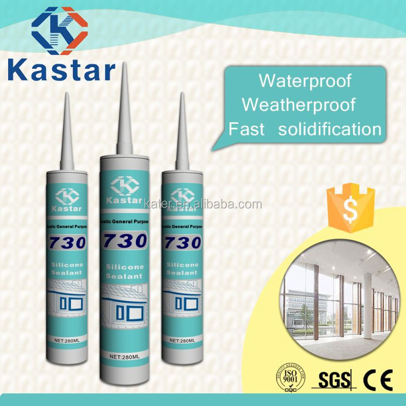 General purpose universal silicone sealant