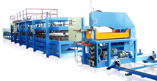 Manufacturing Machines Eps Sandwich Wall Panel Production Line/Machine