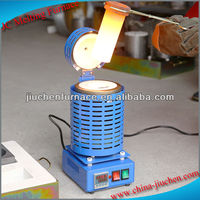 New Industrial Silver Copper Scrap Melting Furnace Price