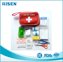 Hotsale General Medical Supplies Emergency Tools Small Survival First Aid Kit