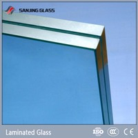 Laminated Glass Weight Of 12mm Glass