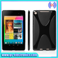 X Line Gel Cover TPU Case for Google Nexus 7 2nd Tablet Nexus Case