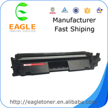 Shenzhen Black Toner Cartridges compatible for HP CF217A CF217A 17A