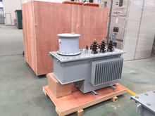 electric power transformer 20kv 500kva with OLTC on load tap changer