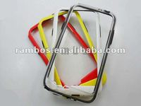 Skin Side Protector Shield Cover Frame Bumper Case Guard for Samsung Galaxy Note 2 N7100