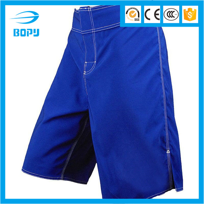 2016 new style blank custom made mma shorts crossfit shorts wholesale