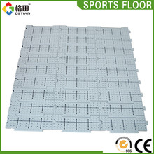 CE Standard Reasonable price pp interlocking large plastic mats for floor