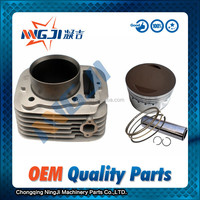 Motorcycle Parts Motorcycle Engine Parts Chinese motorcycle Zongshen 350cc engine Cylinder kit 83mm diameter