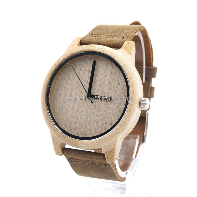 2017 hot sell branded no name watches with good quality