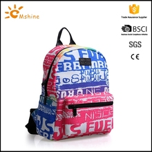 Company new OEM custom nylon sport backpack bag