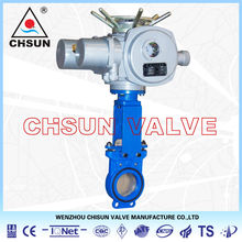 Electric Gate Valve with Actuator /Motorized Gate Valve: Knife, Wedge, Parallel Slide