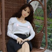 3D Top quality real silicone sex dolls 148cm japanese lifelike love doll, real girl sex dolls, oral sex toy for men