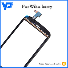 Wholesale-Hot selling Original New LCD Front Display Front Touch glass digitizer for Wiko barry