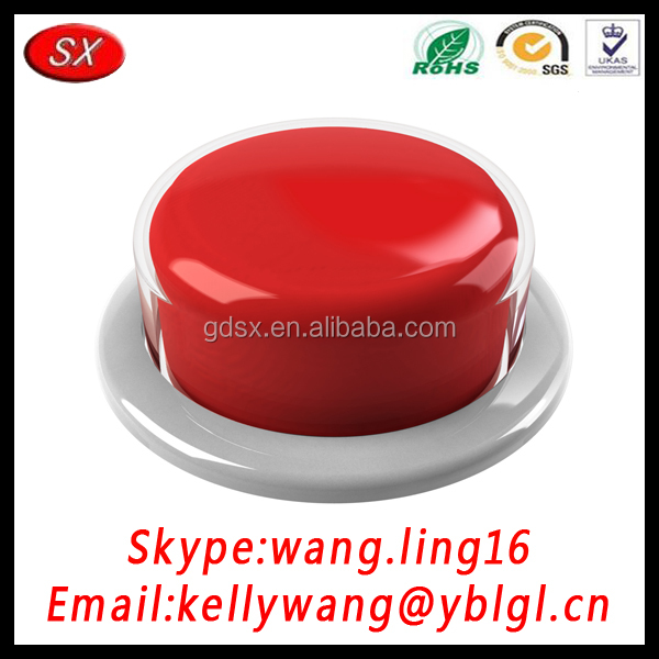 Guangdong Manufacturer OEM High Quality Push Button Music Buttons, Mechanical Round Push Button